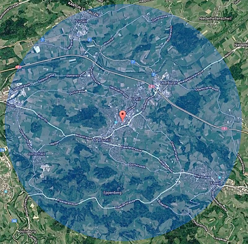 Hol- und Bringservice Carpoint uzwil